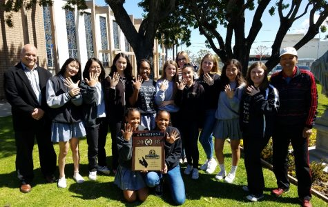 Undefeated – BMHS Girls' Tennis 2018-2019